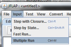 multiple run